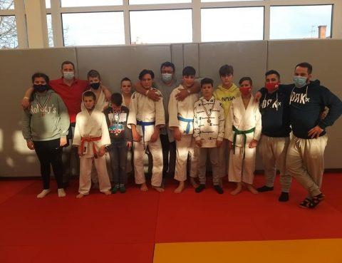 nő találkozó judoka